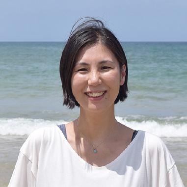 YAYOI  SHIMOSAKO / Aromatherapist